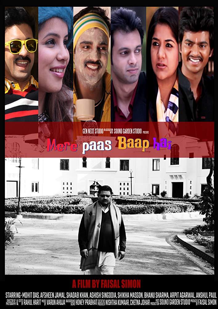 Mere Paas Baap Hai (2018) Hindi 720p HDRip x264 AAC - Downloadhub