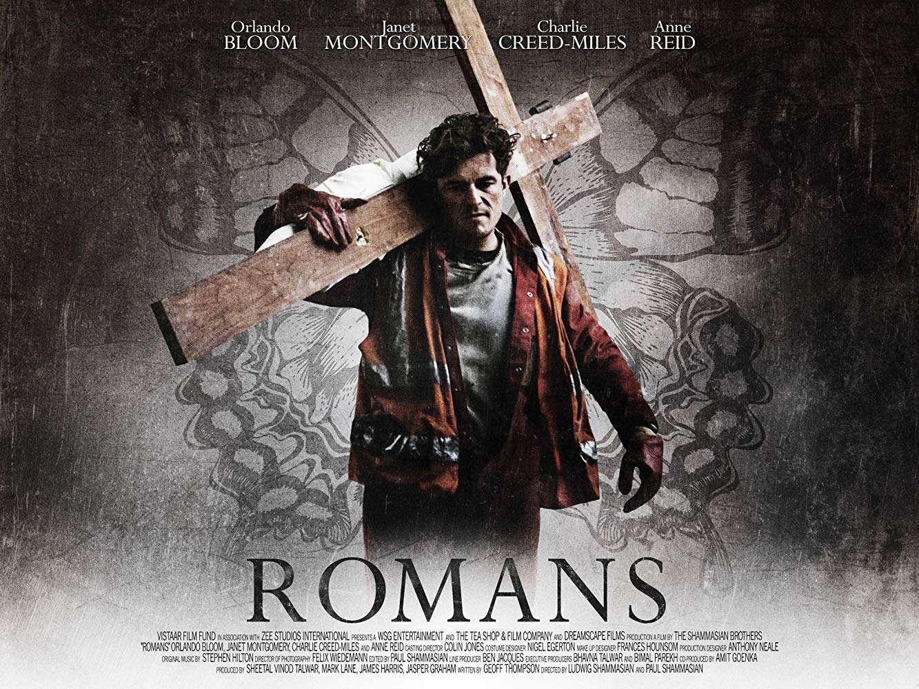 Romans 2017 720p WEB-HD 700 MB - iExTV