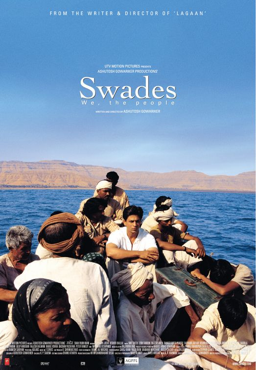 Swades 2004 Hindi 720p Blu-Ray x264 AAC Esub TaRa mkv