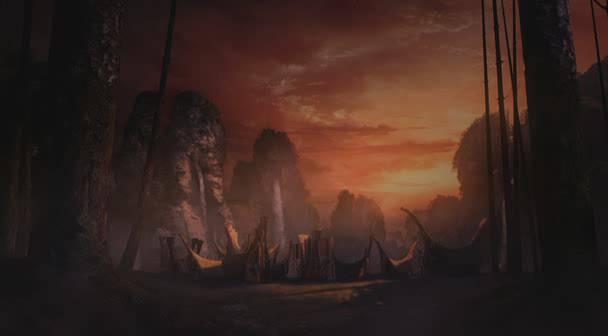 Dragon Hunters DVDrip Xvid Subtitulado  com ar preview 1