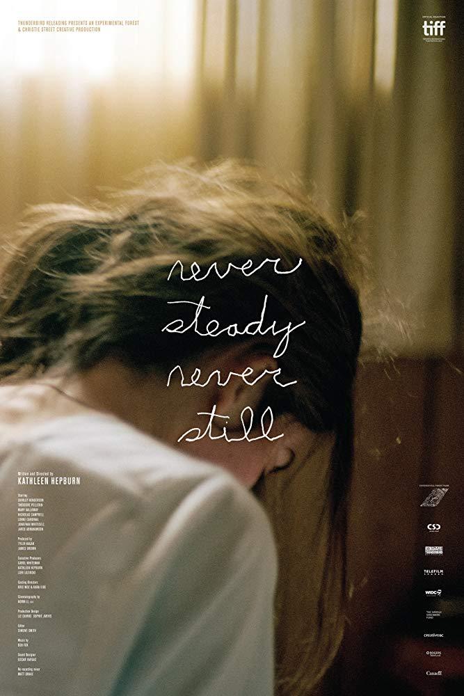 Never Steady Never Still (2018) HDRip XviD AC3-EVO