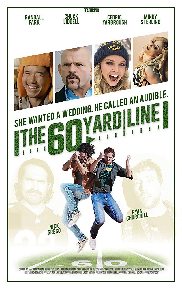 The 60 Yard Line (2017) BDRip x264-SPRiNTER