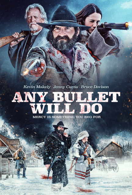 Any Bullet Will Do (2018) HDRip XViD-ETRG