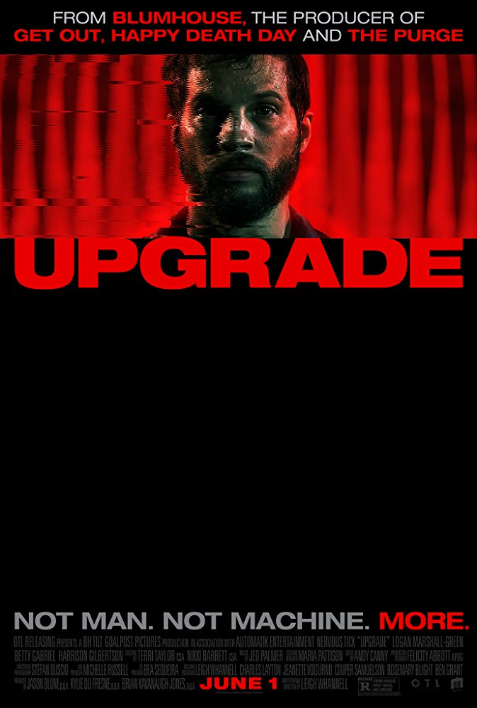 Upgrade (2018) HDRip XViD-ETRG