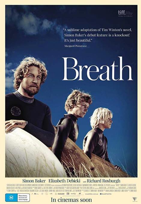 Breath (2018) BDRip AC3 X264-CMRG