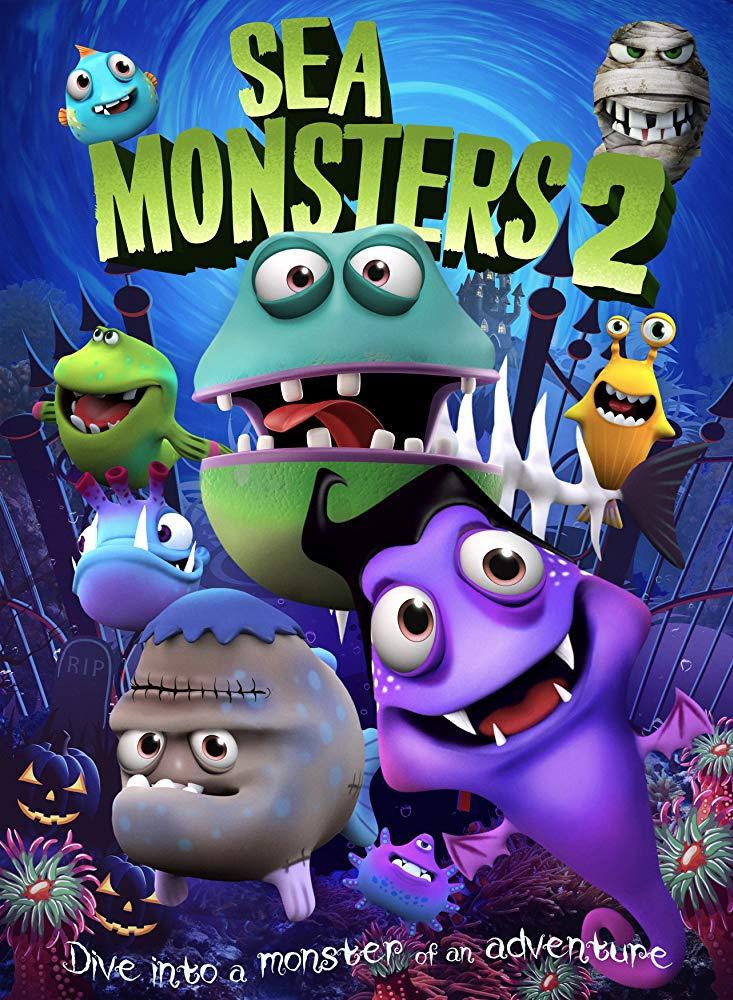 Sea Monsters 2018 HDRip XviD AC3-EVO[TGx]