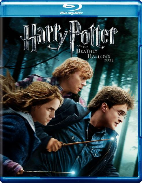 Harry Potter and the Deathly Hallows Part 1 (2010) 1080p BluRay x264 Dual Audio Hindi DD 5.1 Engl...