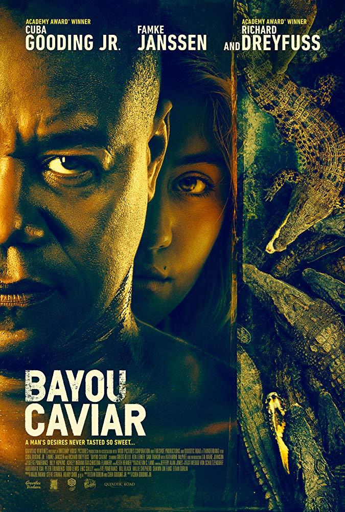 Bayou Caviar 2018 HDRip x264 AC3-Manning