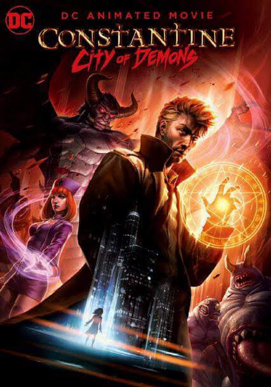 Constantine City of Demons The Movie (2018) 720p BRRip x264 ESub MW