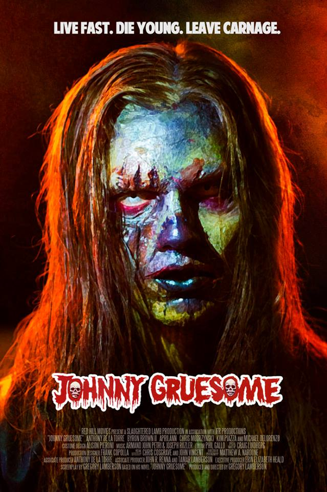 Johnny Gruesome 2018 WEB-DL x264-ION10
