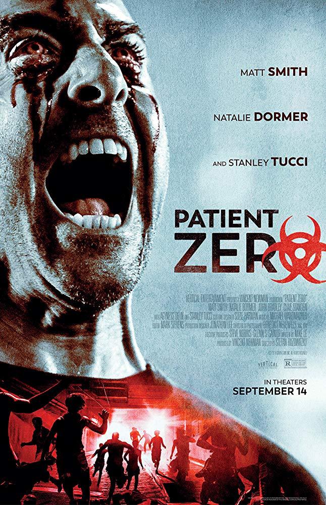 Patient Zero (2018) 720p BRRip x264 ESub MW