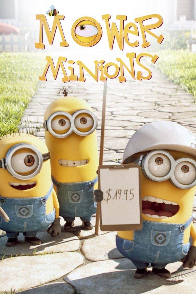 Mower Minions (2016) 720p BRRip x264 AAC-ETRG