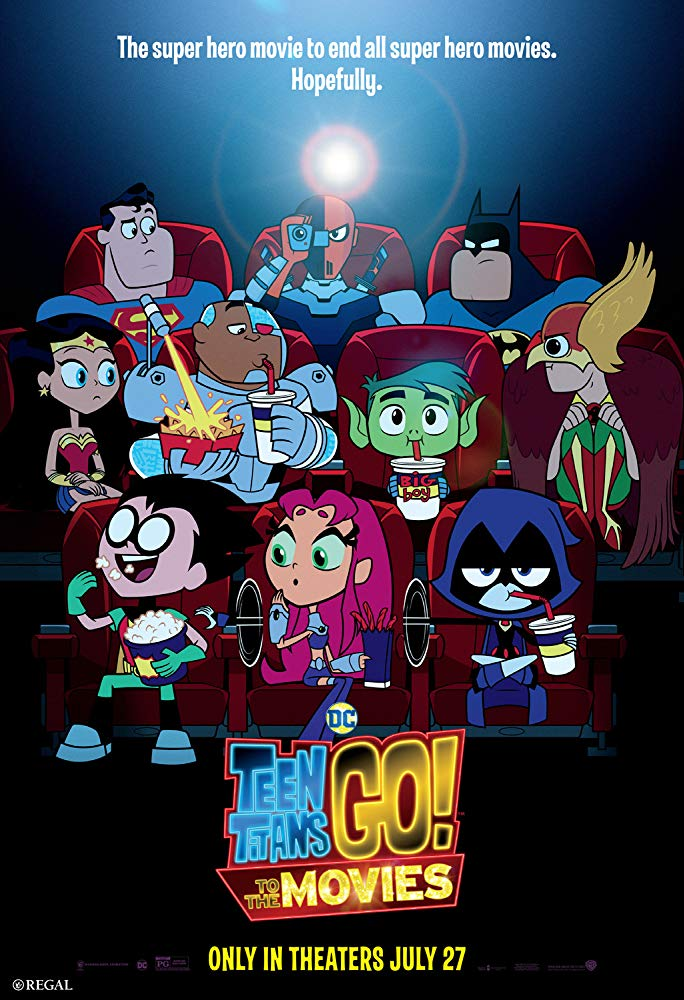Teen Titans Go To the Movies 2018 1080p BluRay x264 DTS [MW]