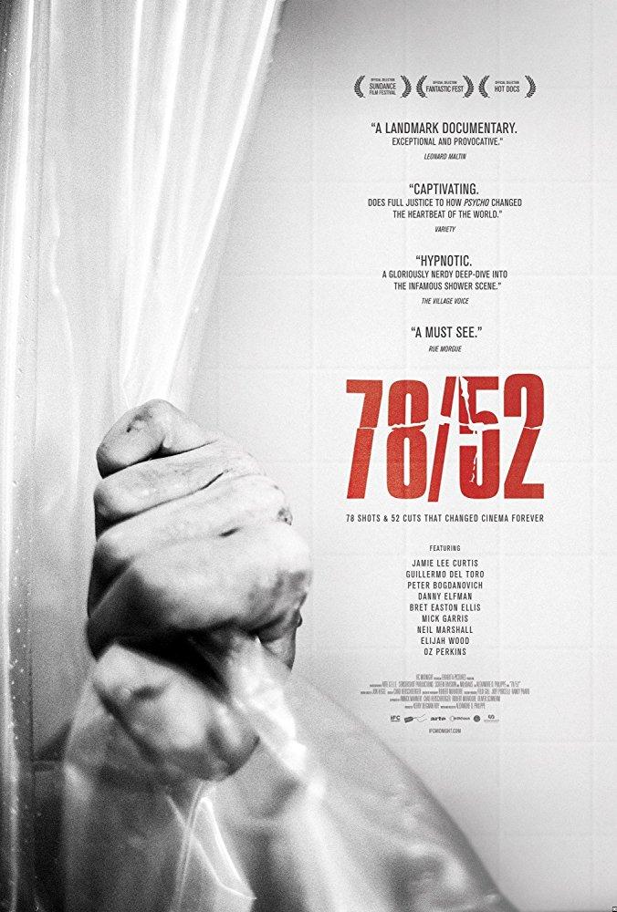78 52 Hitchcocks Shower Scene 2017 BRRip XviD AC3-XVID