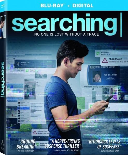 Searching (2018) 720p WEB-DL DD5.1 X264-CMRG