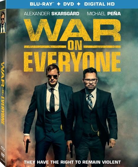 War on Everyone (2016) 720p BluRay x264-YIFY