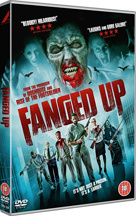 Fanged Up (2018) HDRip XviD AC3-EVO