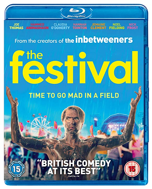 The Festival (2018) BDRip X264-AMIABLE