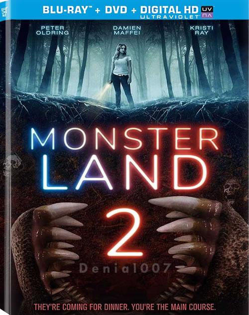 Monsterland 2 (2018) HDRip AC3 X264-CMRG