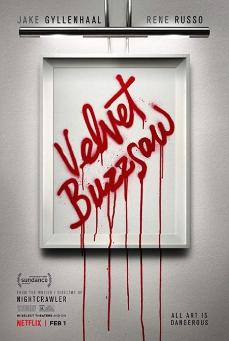 Velvet Buzzsaw (2019) HDRip XViD-ETRG
