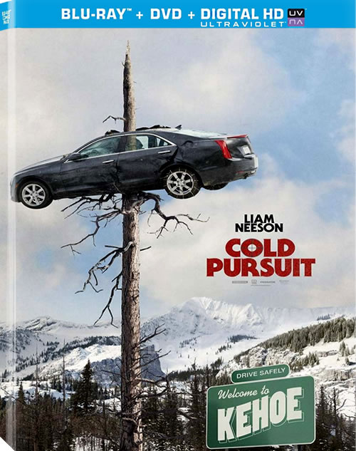 Cold Pursuit (2019) HDCAM XViD AC3-ETRG