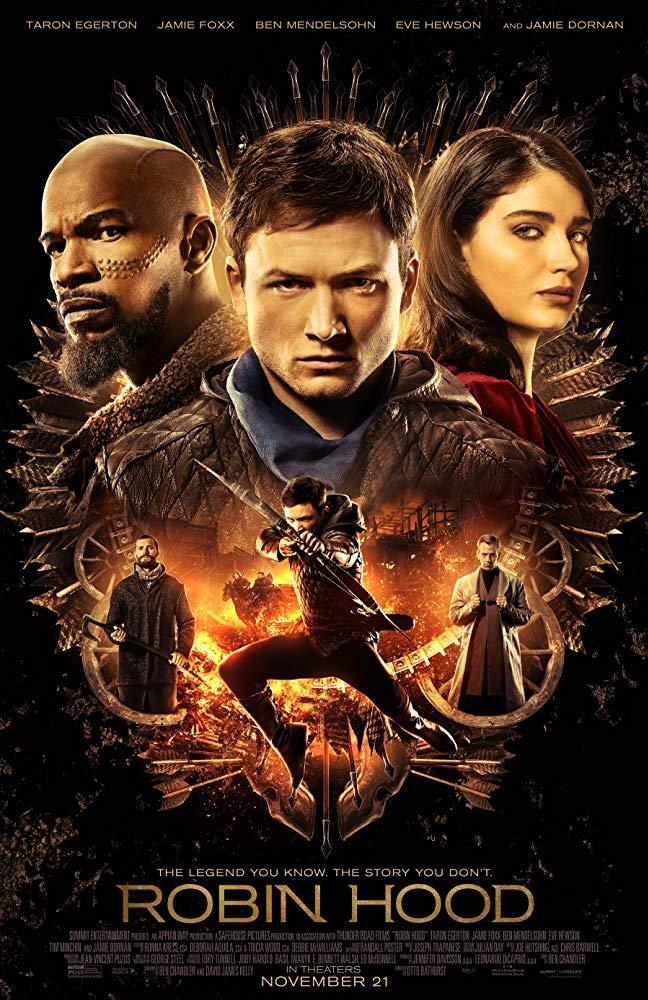 Robin Hood 2018 BluRay 1080p Atmos TrueHD 7 1 x264-CHD