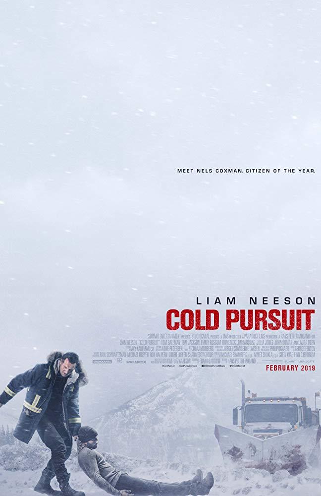 Cold Pursuit 2019 720p HDCAM x264 [MW]