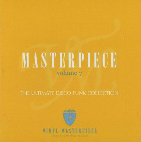 VA-Masterpiece Vol 7 - The Ultimate Disco Funk Collection