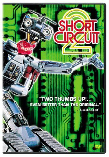 Um Robô em Curto Circuito 2 Dublado