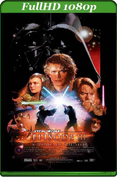 Filme: Star Wars III/3: A Vingança dos Sith (FullHD 1080p)   Download