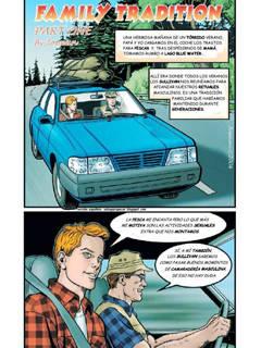 Cómics de Josman ( Cómic Gay)