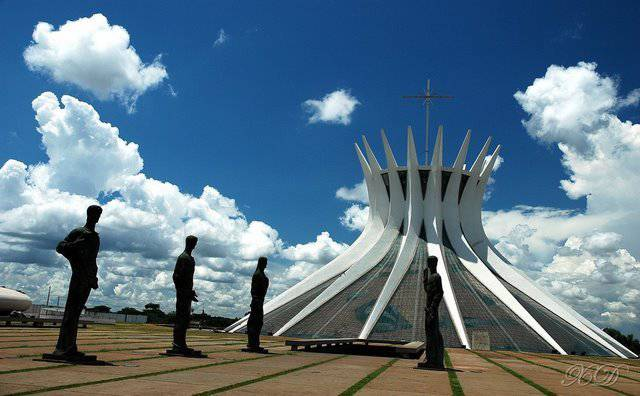 cathedral – brasilia