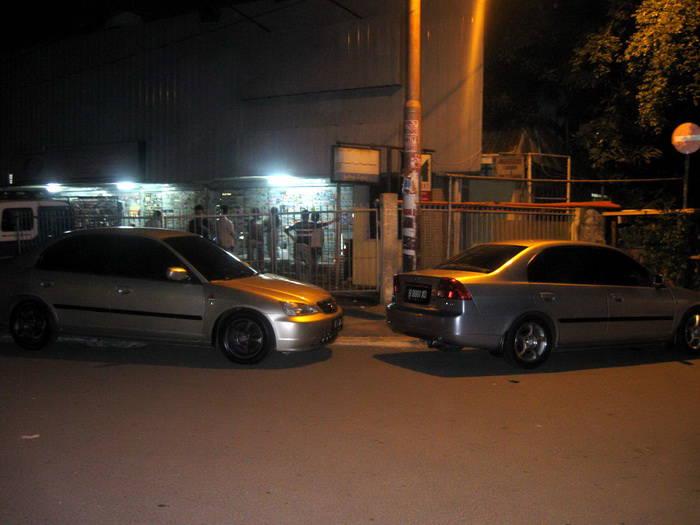 HONDA CIVIC VTI / VTI-S LOVERS ngumpul disini yah - Part 2
