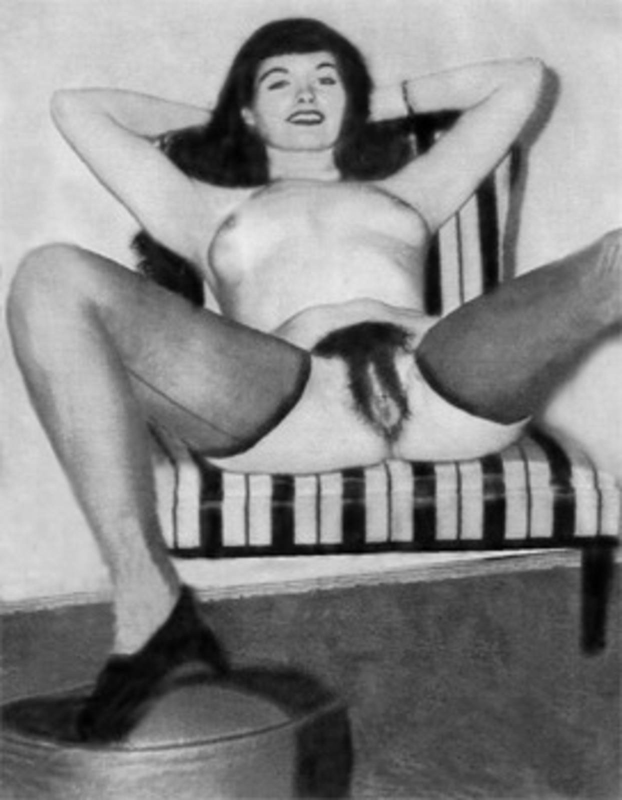 betty page nude have sex