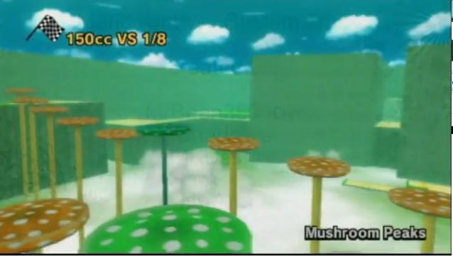Mario Kart Wii Custom Tracks