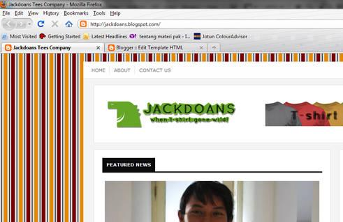 jackdoans online shop