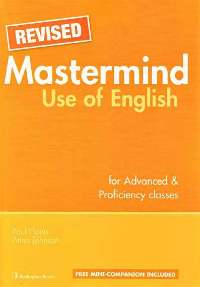 REVISED Mastermind Use of English for Advanced and Proficiency classes