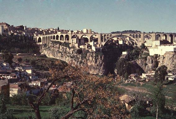 جسور قسنطينة السبعة --بالصور
