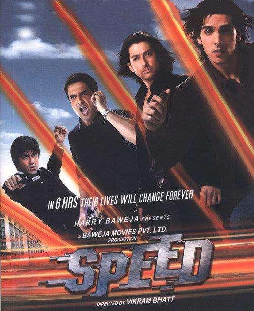 Speed 2007 DVDRiP x264 NhaNc3 preview 0