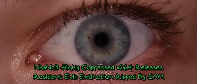 Resident Evil Extinction 2007 DVDRiP x264 NhaNc3 preview 0