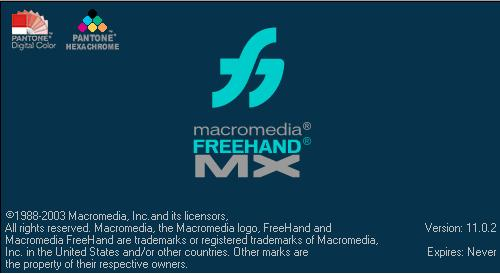 freehand mx 11.0.2