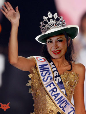 Miss de Fontenay