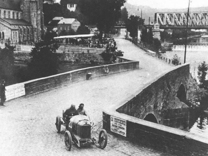 Pierwsze wyścigi samochodowe 21