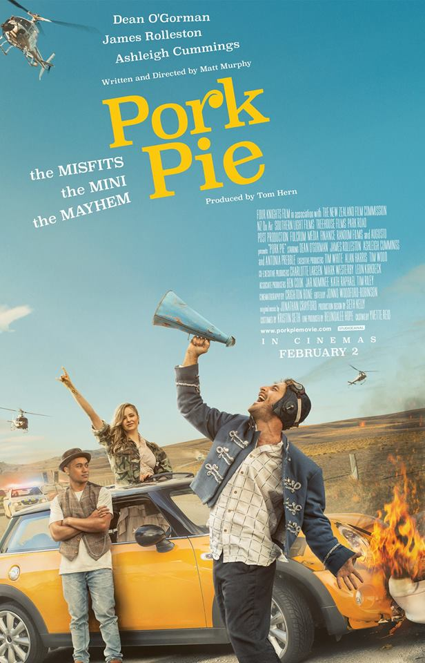 Pork Pie 2017 BDRip x264FiHTV