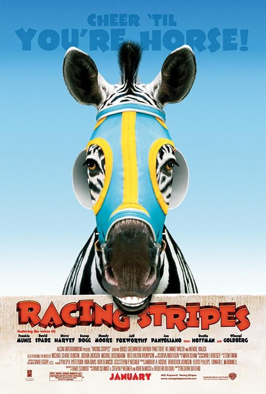 Racing Stripes 2005 WEBDL x264