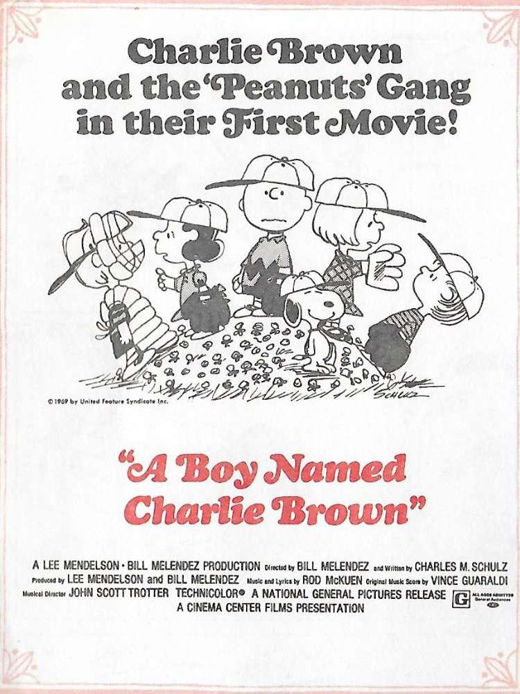 A Boy Named Charlie Brown 1969 PROPER 480p x264mSD