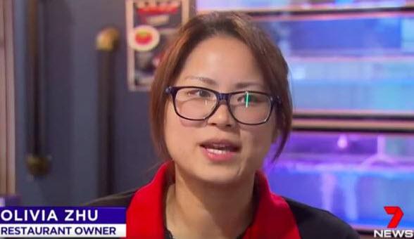 中国大妈又火了:在澳洲吃霸王餐,还抓伤餐厅服务员