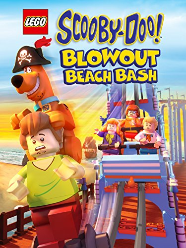 LEGO ScoobyDoo! Blowout Beach Bash 2017 HDRip XviD AC3iFT
