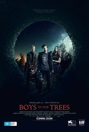 Boys in the Trees 2016 HDRip XviD AC3-EVO