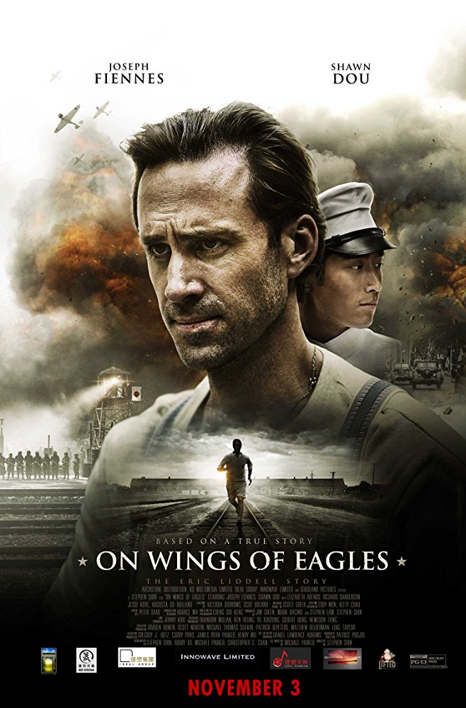 On Wings of Eagles 2017 HDRip XviD AC3-EVO